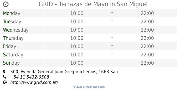 Grid Terrazas De Mayo San Miguel Buenos Aires Ideas De Nuevo Diseno